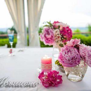 Декорация на сватбени тържества