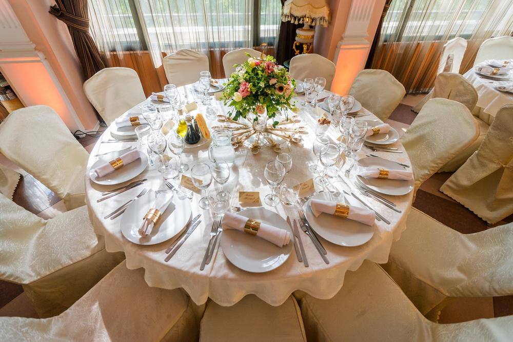 сватба, декорация за сватба, сватба в Тера