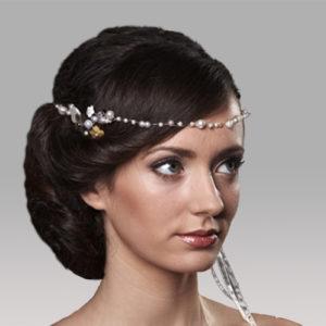 сватба, шаферки, аксесоар за коса, сватбен аксесоар, венец, венче
