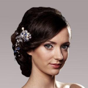 сватба, шаферки, аксесоар за коса, сватбен аксесоар