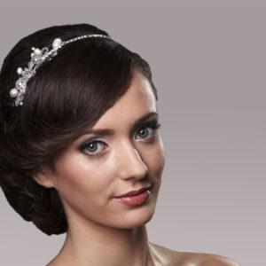 сватба, шаферки, аксесоар за коса, сватбен аксесоар, диадема, кръщене