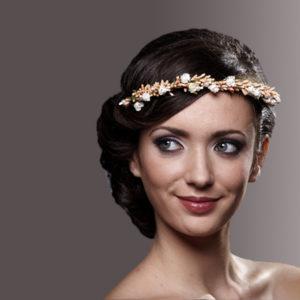 сватба, шаферки, аксесоар за коса, сватбен аксесоар, венец, венче, кръщене