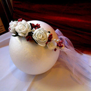 сватба, кърщене, шаферки, аксесоар за коса, сватбен аксесоар, венец, венче, цветя