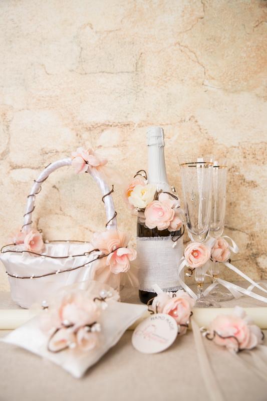 сватба, комплект за сватба, ритуален комплек, сватба в прасковено