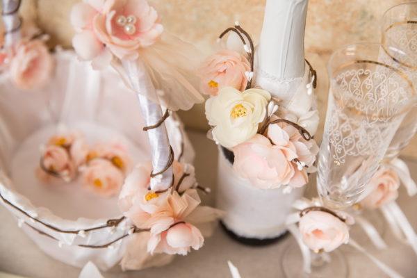 сватба, комплект за сватба, ритуален комплек, сватба в прасковено, ритуални чаши