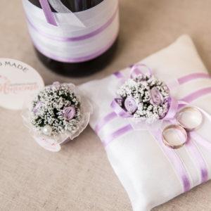 сватба, комплект за сватба, ритуален комплек, сватбени халки, възглавничка