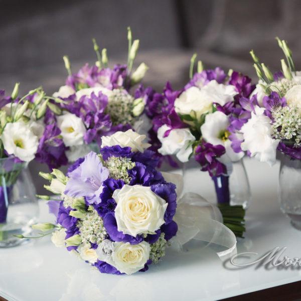 сватба, декорация за сватба,шаферки, букети шаферки