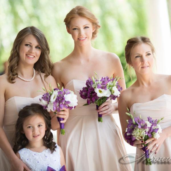 сватба, декорация за сватба,шаферки, букети за шаферки