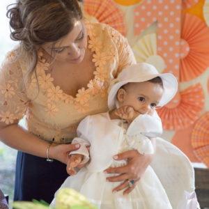 Кръщелни детски дрехи за момиче