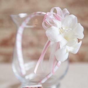 детска, диадема, аксесоар, коса, сватба, кръщене, орхидея