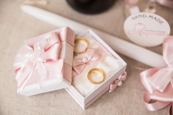 сватба, ритуален, комплект, кутия