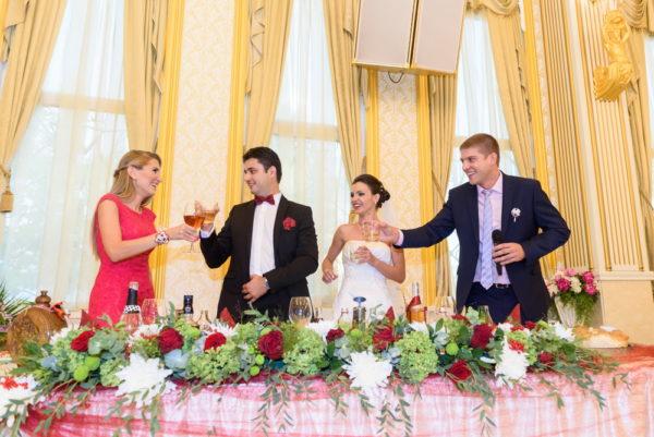 сватба, сватбена, декорация, бордо, червено, монтесито, пътека за посрещане