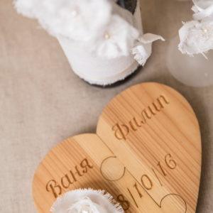 сватба, ритуален, комплект, възглавничка, халки