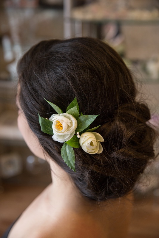 сватба, аксесоар, коса, сватбен, рустик