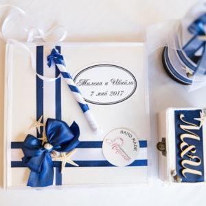 сватба , сватбен, ритуален , свещи, църква , море , морска звезда , книга за гости