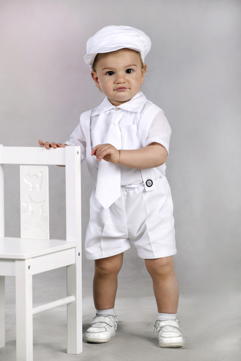 b49b4bd8c04 Костюм за кръщене момче 4 части с къси панталони – Ателие Мънисто ...