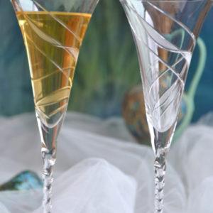 сватба, сватбени, чаши, ритуални, шампанско