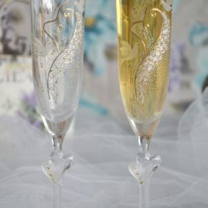 сватба, сватбени, чаши, ритуални, гълъби