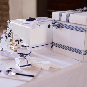 Кутии за кръщелни дрехи и подаръци