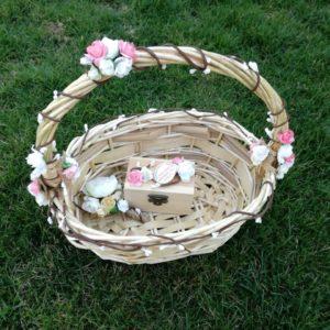 кошница, сватбена, късмети, шаферки