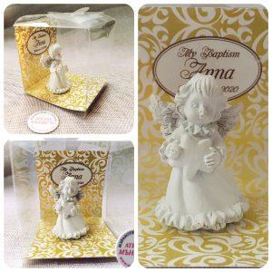 подаръци за гости на кръщене, погача, рожден ден, бебе, ангелче