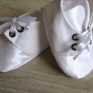 бели буйки момче, буйки за кръщене, обувки за кръщене