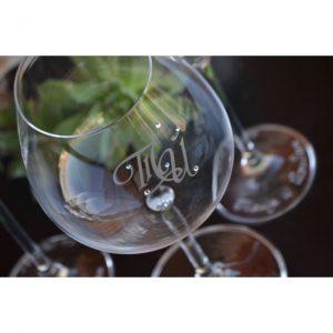 сватбен бокал, ритуален бокал, чаша за църквата