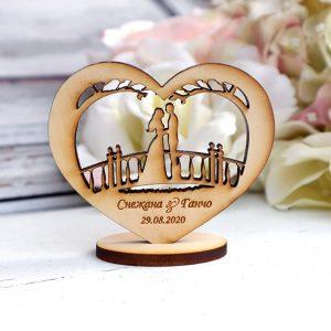 сувенири за гости, сватбени сувенири, сувенири с инициали