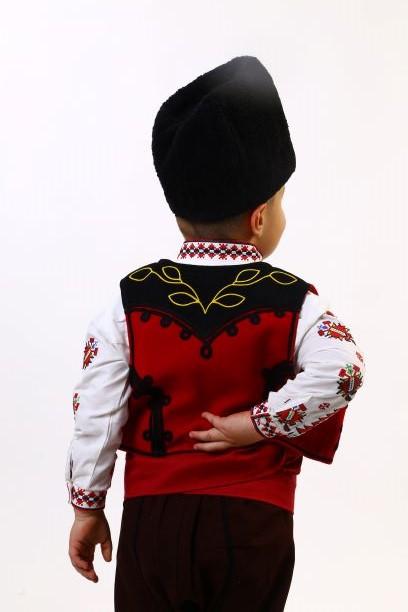 елек за носия, детска носия, кръщелнавезана риза