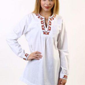 женска носия, женска риза с шевици, дълга риза за носия, туника