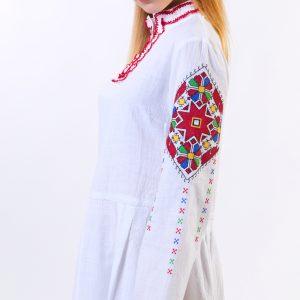 женска носия, носия за сватба, женска риза с шевици